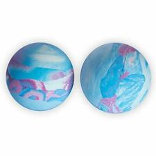 """Lbs-2 Pack Lacrosse Massage Balls -Multi Colored Sports """" Outdoors Team &"""