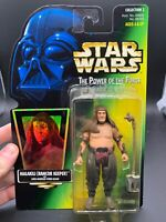 Kenner Star Wars Power Of The Force Malakili Rancor Keeper!