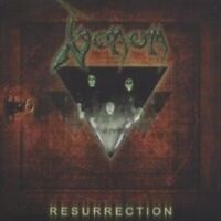 "VENOM ""RESURRECTION"" CD NEW!"