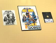 Batman [EN] (Ocean, 1986) - Amstrad CPC 6128 disc disk disquette