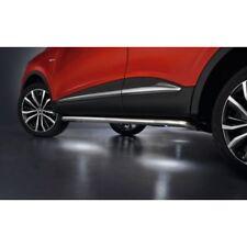 Barres latérales de protection de bas de caisse Renault Kadjar pièce d'orgine