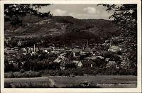 Bad Kissingen Bayern alte Ansichtskarte 1939 gelaufen Gesamtansicht Panorama