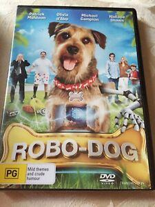 ROBO-DOG - PATRICK MULDOON/OLIVIA dÁBO  - NEW SEALED - *FREE STD POST