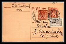 GP GOLDPATH: AUSTRIA POSTAL CARD 1923 _CV776_P08