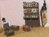 Pub Off Licence fitting F75f UNPAINTED OO Scale Langley Models Kit 1/76 Building