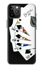 S1078 Poker Royal Straight Flush Case for IPHONE Samsung Smartphone ETC