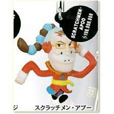 BANDAI One piece Phone Strap 3 Log Memories 03 Figure Apoo