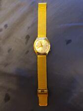 Vintage Bulova Accutron Tuning Fork 2180 10K Filled RGP Men's Watch