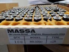 Transducer Ultrasonic (4 pieces) MK-109C 349 25 DIA X 20 MM free shipping