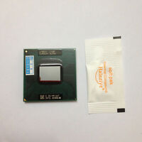 Intel Core 2 Duo T7600 2.33 GHz 4M 667 Mobile Dual-Core CPU SL9SD Processor
