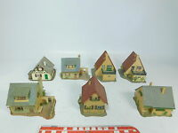 AZ768-2# 7x Faller etc H0 Modell EFH/Einfamilienhaus/Wohnhaus: 249+221 etc