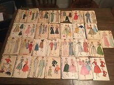 Vintage Simplicity Sewing Patterns 1950's