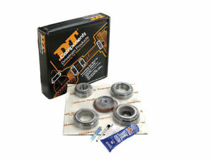 For 1967 Plymouth GTX Axle Differential Bearing and Seal Kit Rear Timken 11549MF