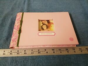 Hallmark Pink Recordable Mom's the Best! Photo Album NWT
