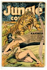 Jungle Comics 64 Camilla Ka'a'nga Wambi Fiction House 1945 Golden Age (j#2859)