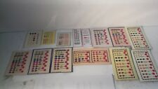 Award Cards For Antique Slots.  Pick One or Pick Several Top Notch $9.99 EACH !.