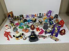 Vintage Lot over 40 McDonald's, BK, Subway & other fast food toys Disney. #1