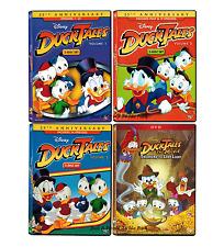 DuckTales: Disney Series Complete Volumes 1 2 3 + Movie Treasure Lamp DVD Set(s)