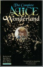 * COMPLETE ALICE IN WONDERLAND TP TPB $19.99srp Lewis Carroll Leah Moore NEW VF