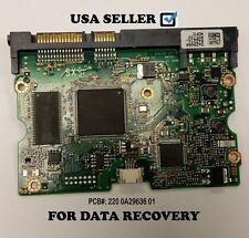 Hitachi HDS721075KLA330, PCB BOARD 220 0A29636 01, SATA 3.5 750GB