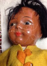 Madame Hendren Character Doll Very Old likely American Indian