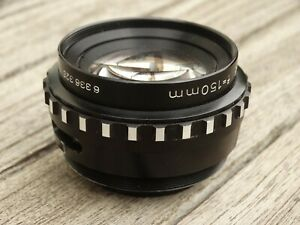 Rodenstock Ysaron 150mm f4.5 Enlarging Lens (50mm Thread) - Clean and Tested