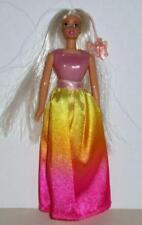 2000 McDonalds Barbie Happy Meal Toy RAINBOW PRINCESS BARBIE Doll #5 NEW NIP