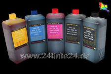 8x 1l Ink Inchiostro Pigmento PFI pfi-105 pfi-106 Canon imagePROGRAF ipf6300s ipf6400s