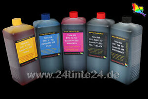 1L Ink Tinte PIGMENT 12 PFI101 PFI-101 PFI 101 Canon ImagePROGRAF iPF 6100 6200