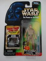 1997 Star Wars POTF Luke Skywalker Freeze Frame Action Slide Action Figure