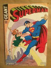 SUPERMAN GEANT (Sagedition) - T11