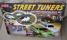 NOS Artin Street Tuners Speedway Slot Car Racing Track Set 103003K 08AT3 Muscle