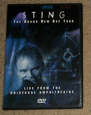 Sting The Brand New Day Tour Live Universal Ampitheatre DVD