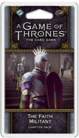 GAME OF THRONES LCG THE FAITH MILITANT EXP GAME BRAND NEW & SEALED