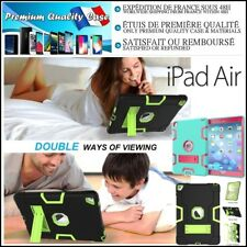 Etui Coque Housse Armor Defender Antichocs Kickstand Cover Case iPad Air 2