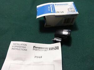Panasonic Pv-l5 Color Enhancement Light