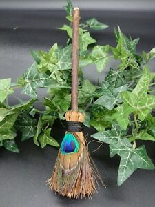 Witches Mini broom Besom broomstick Altar Spells Pagan Wiccan Witchcraft