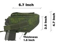 Russian Pouch holster  molle Ammunition airsoft emr pixel