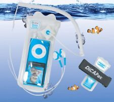 Waterproof cover for IPOD NANO 4G - DiCAPac WP-MS20 KIT - Comes with headphones