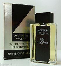 Azzaro Acteur pour Homme EDT Miniatur 5 ml