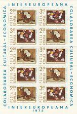 280434 / Kunst ** MNH KLB Rumänien 3258-59 ?