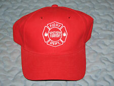 SoCo Fiery Pepper HAT / BALL CAP ~ NEW SOUTHERN COMFORT WHISKY