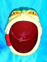 Jabba the Hutt Star Wars Think Geek Open Mouth Porcelain Candy Dish