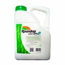 ROUNDUP®  ULTRAPLUS 5 Liter Unkrautvernichter Glyphosat EXPRESS VERSAND