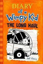 Diary of a Wimpy Kid: The Long Haul by Jeff Kinney (Hardback, 2014)