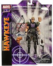 Marvel Select Hawkeye with Lucky Dog 7 inch Figure by Diamond Select