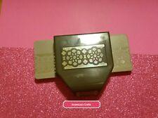 Stampin Up Extra Large LACE RIBBON elegant border paper craft punch EUC (P)
