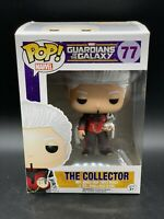 The Collector - Guardians Of The Galaxy Funko Pop Marvel  #77