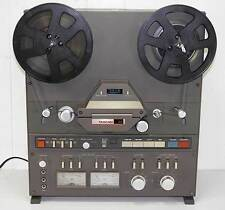 TASCAM 32 Reel To Reel Tape Deck Player Recorder ~ 7.5/15 IPS ~ AS IS! READ!