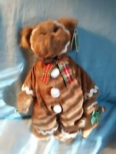 Bearington Collection Izzy A Cookie Bear 8 Inches
